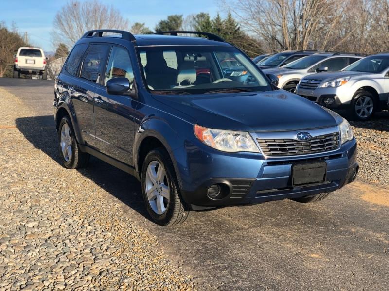 Subaru Forester 2010 price $10,450