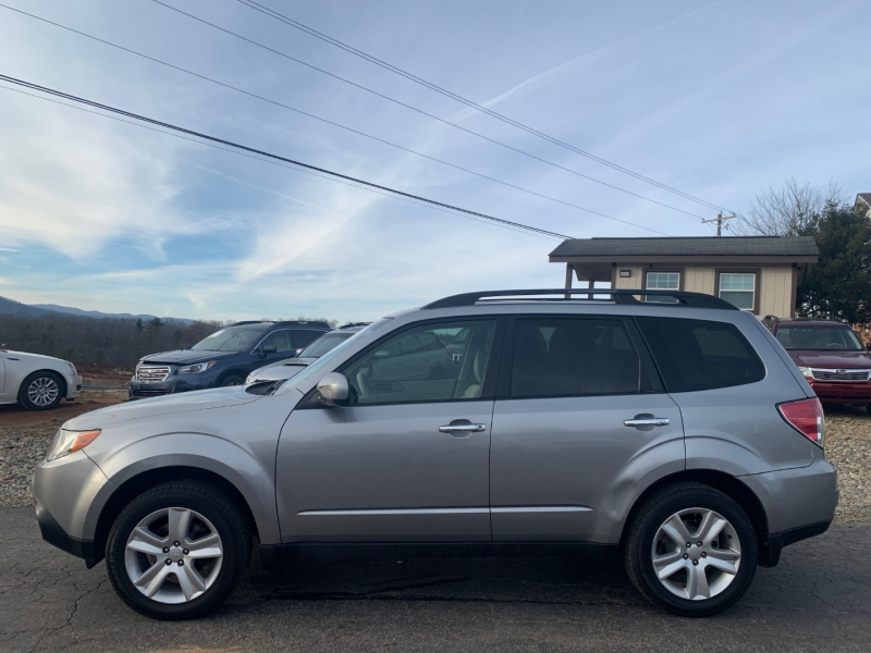 Subaru Forester 2009 price $7,950