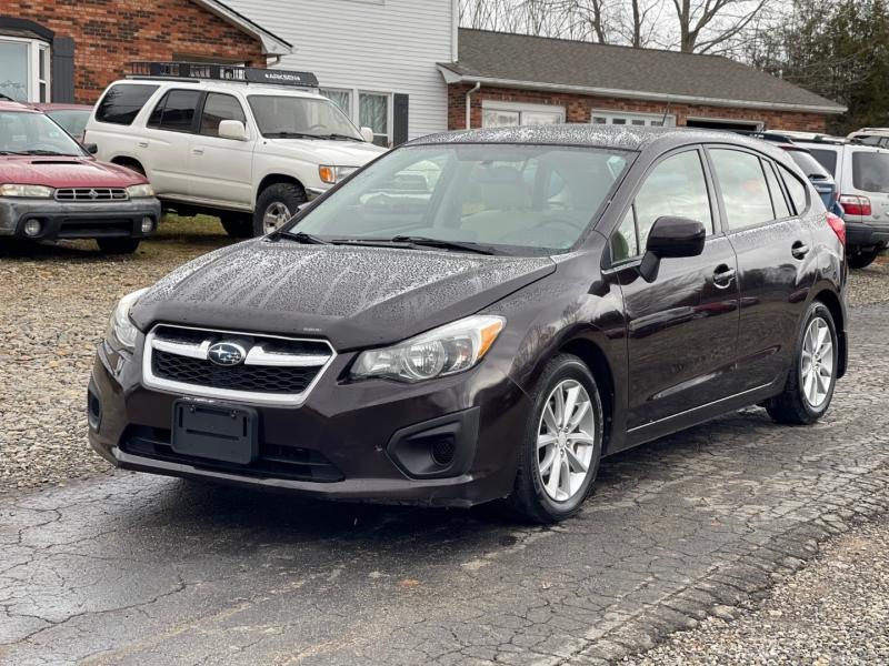 Subaru Impreza 2013 price $7,950