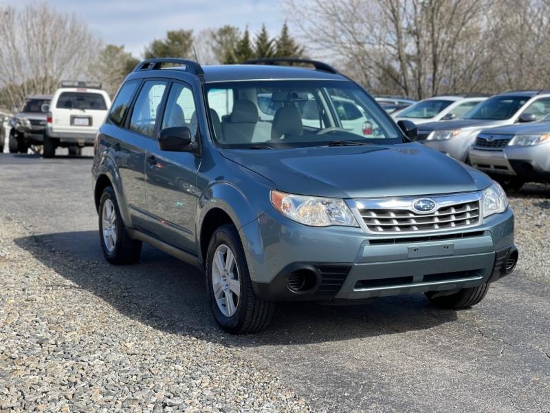 Subaru Forester 2011 price $8,450