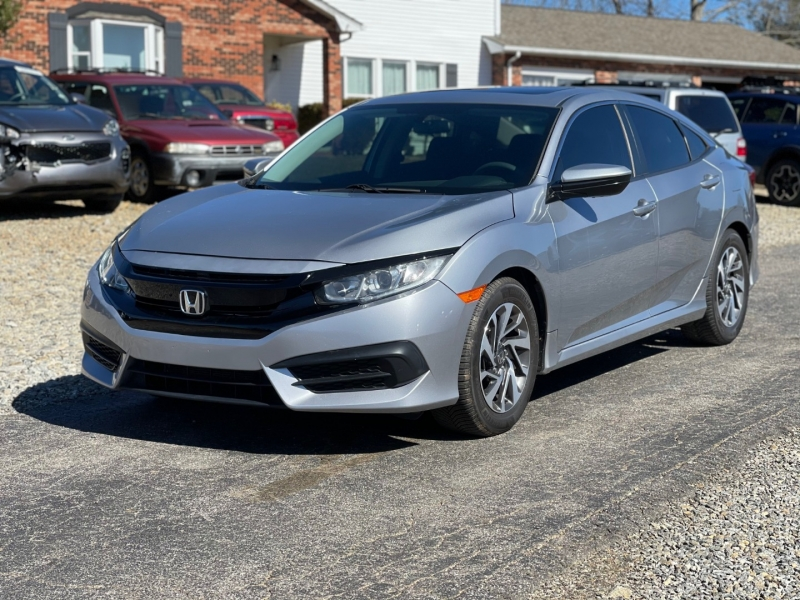 Honda Civic Sedan 2016 price $13,450