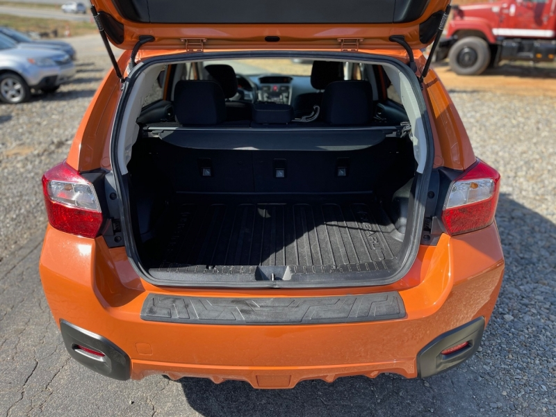 Subaru XV Crosstrek 2014 price $12,450