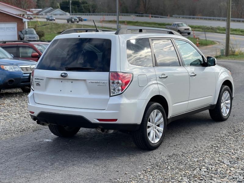 Subaru Forester 2012 price $9,950