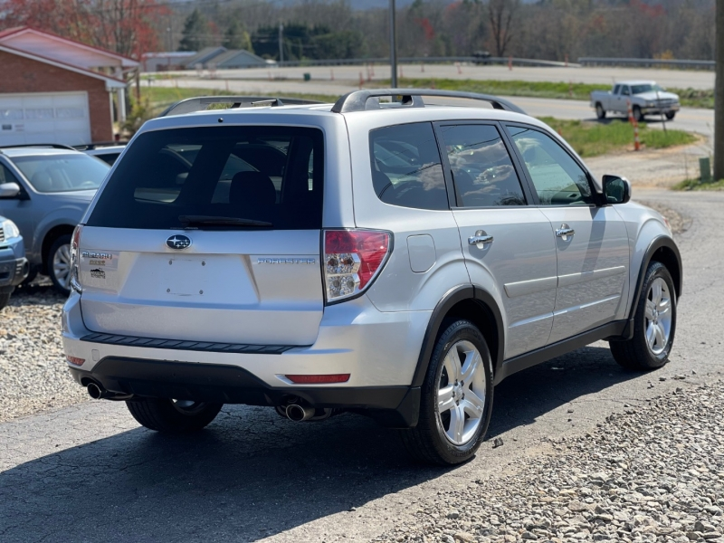 Subaru Forester (Natl) 2009 price $8,950