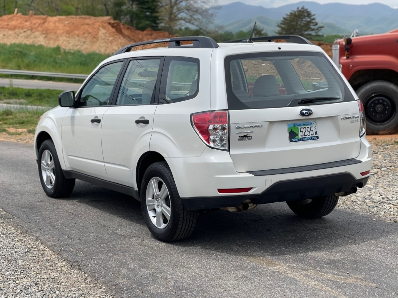 Subaru Forester 2013 price $10,450
