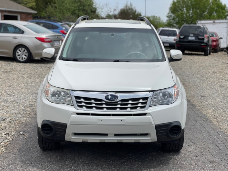 Subaru Forester 2011 price $8,950