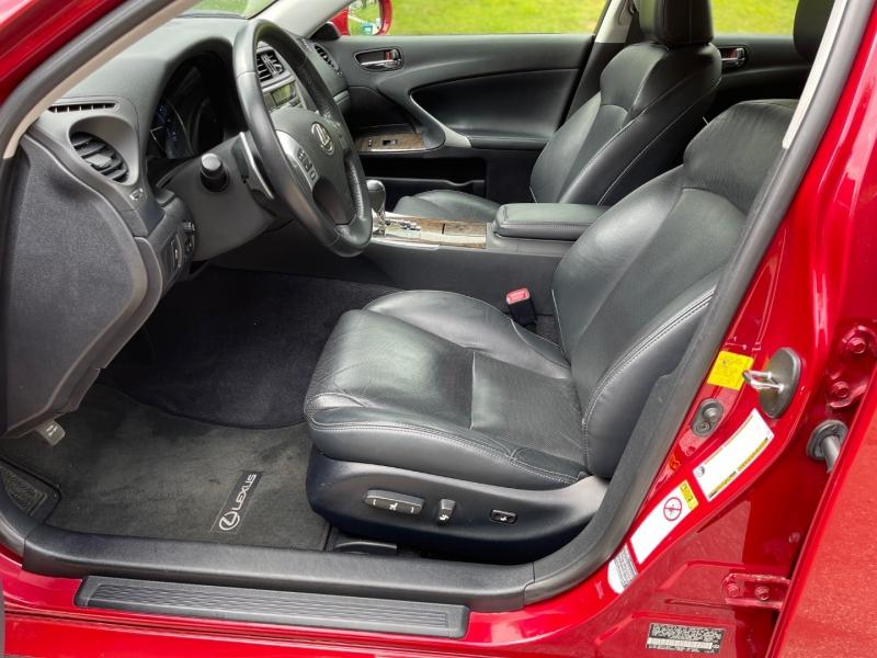 Lexus IS 250 2012 price $14,950