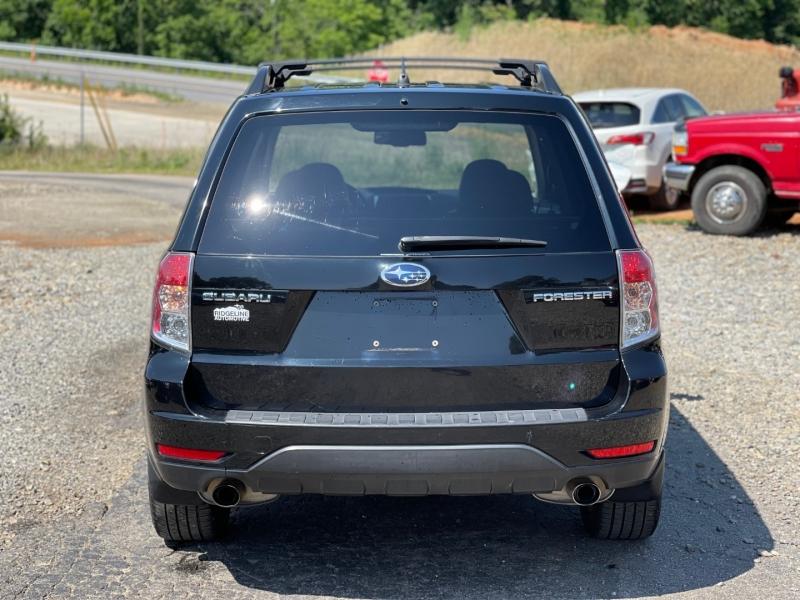 Subaru Forester (Natl) 2009 price $8,450