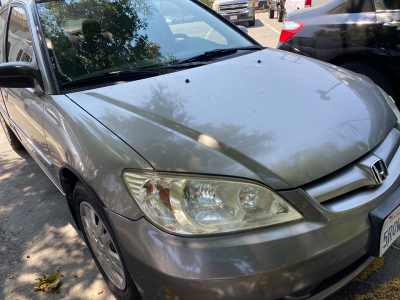 Honda Civic Sdn 2005 price $4,995