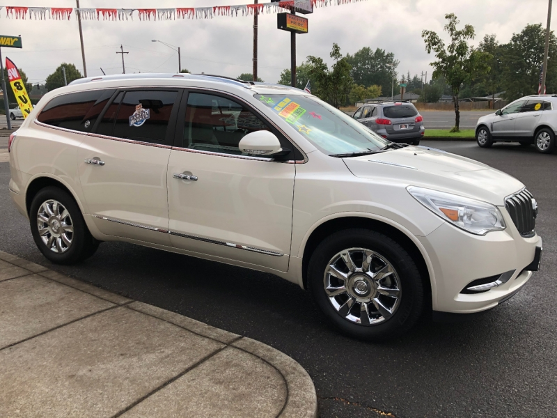Buick Enclave 2013 price $18,880