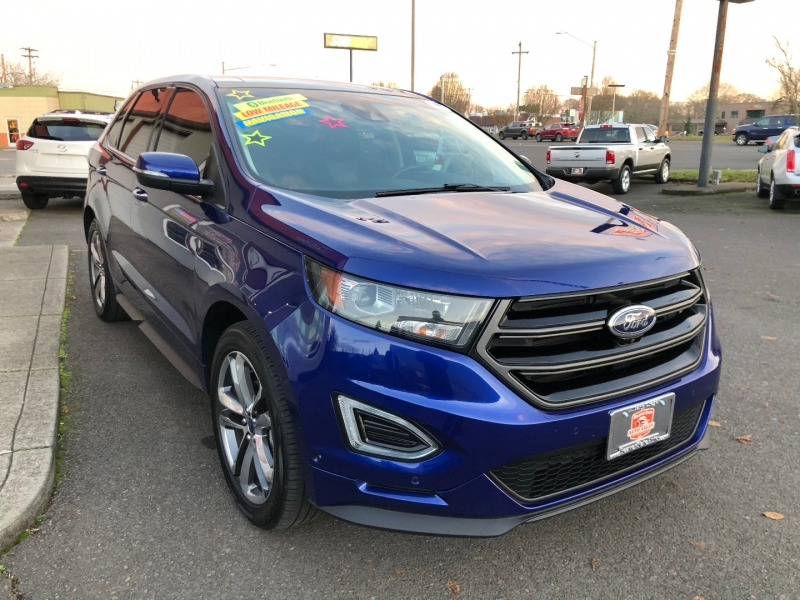 Ford Edge 2015 price $19,880