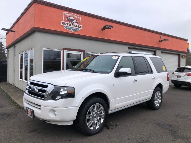 Ford Expedition 2012 price $15,880