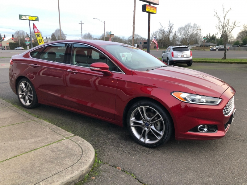 Ford Fusion 2014 price $12,880