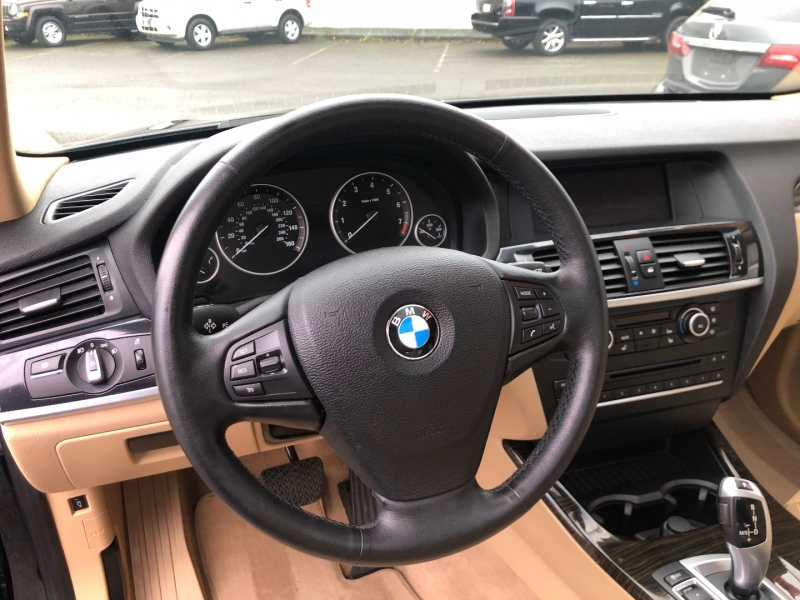 BMW X3 2012 price $14,880