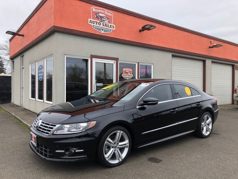 Volkswagen CC 2014 price $10,880