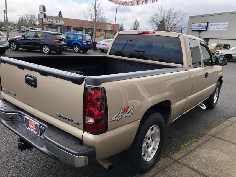 Chevrolet Silverado 1500 2004 price $13,880