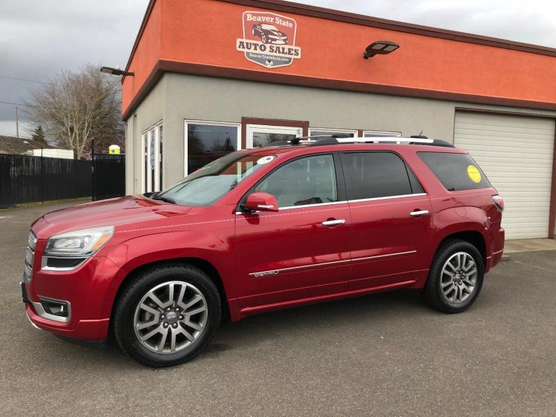GMC Acadia 2013 price $20,880