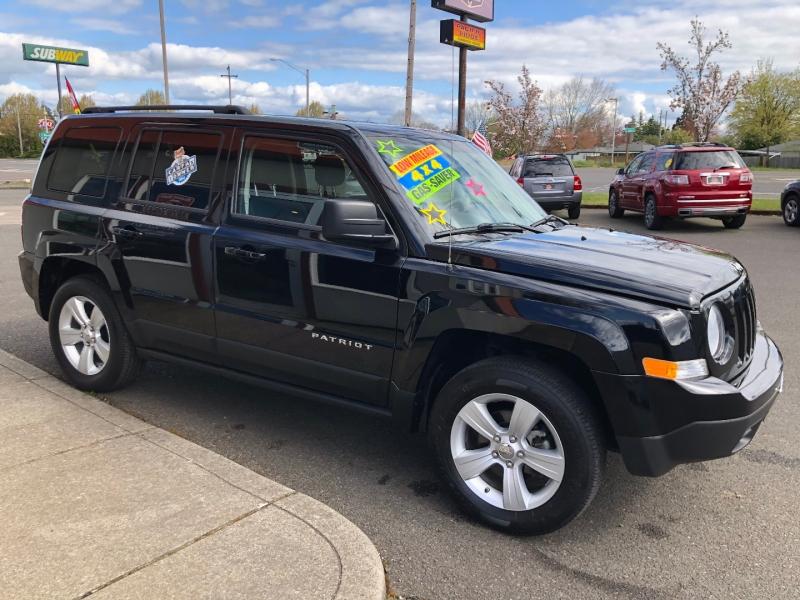 Jeep Patriot 2012 price $11,880