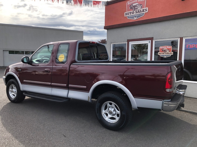 Ford F-150 1997 price $10,880