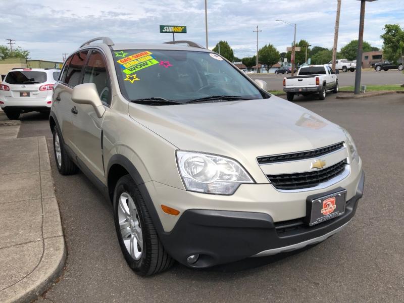 Chevrolet Captiva Sport Fleet 2014 price $9,880