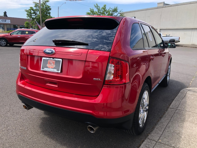 Ford Edge 2012 price $15,880