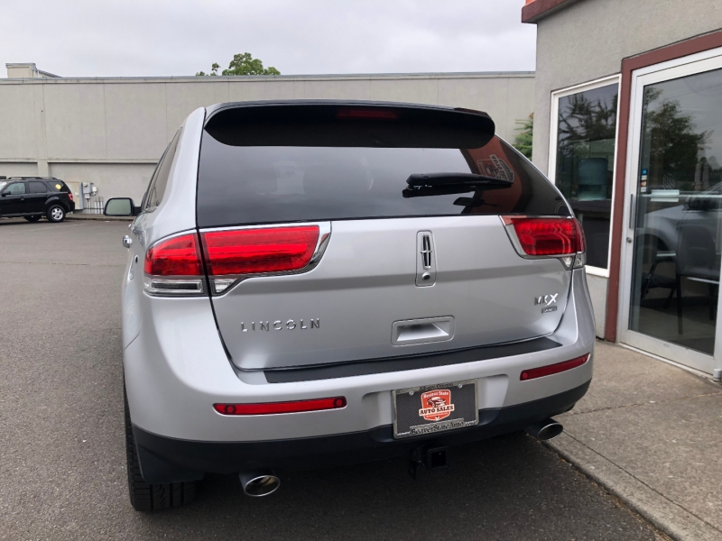 Lincoln MKX 2012 price $14,880