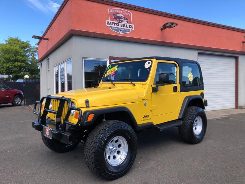 Jeep Wrangler 2006 price $18,880