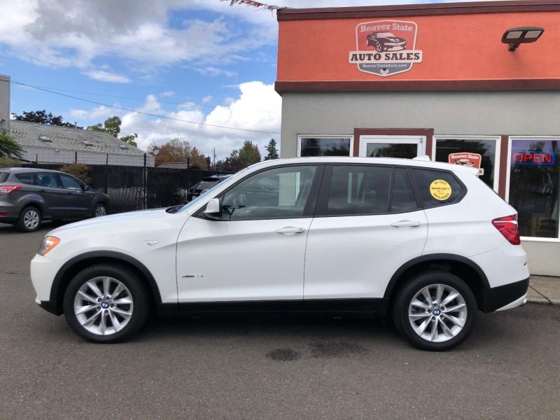 BMW X3 2014 price $17,880