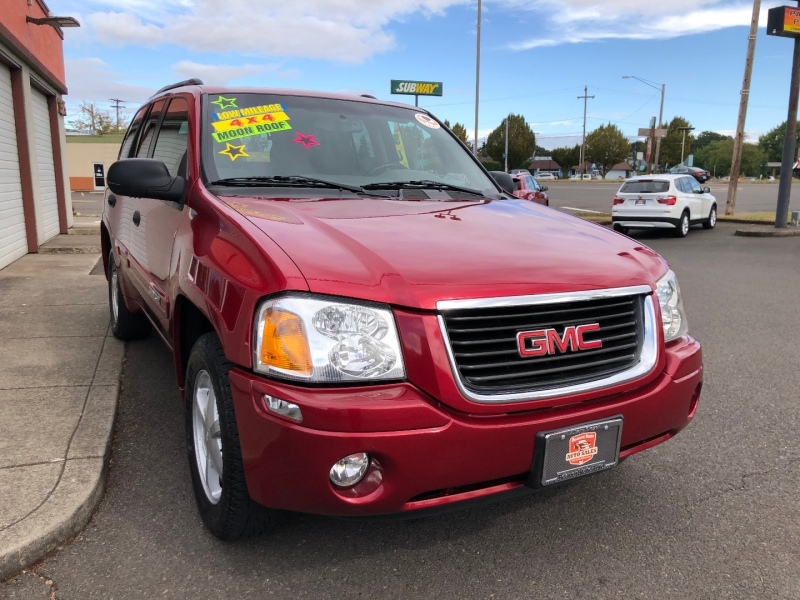 GMC Envoy 2002 price $7,880