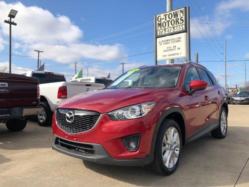 Mazda CX-5 2014 price $0