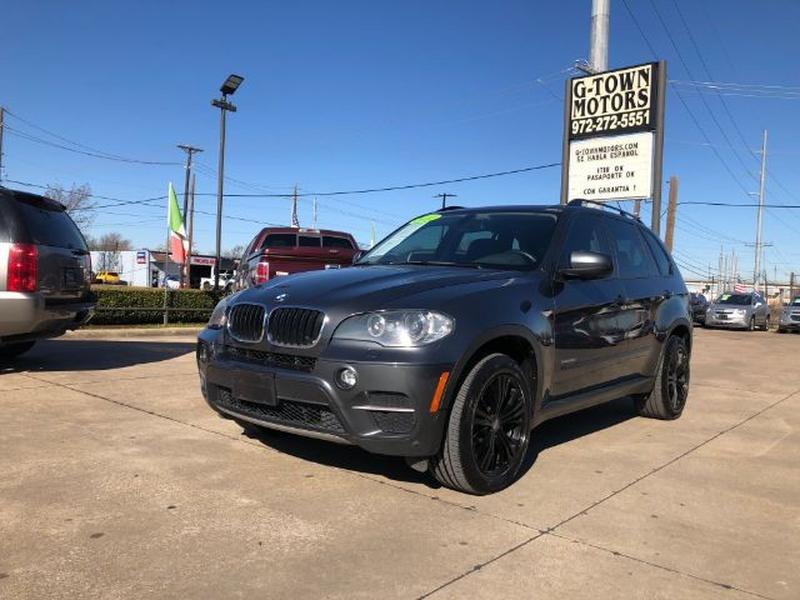 BMW X5 2011 price $0