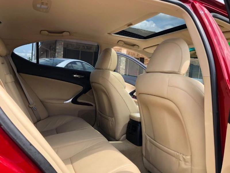 Lexus IS 2008 price $0