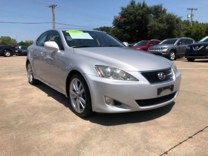 Lexus IS 2007 price $0