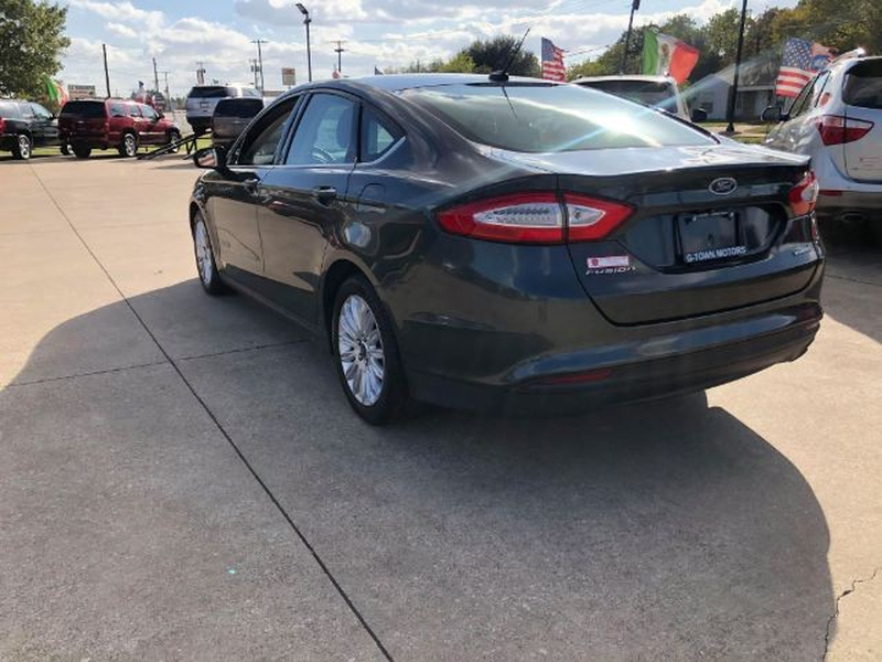 Ford Fusion Hybrid 2015 price $0