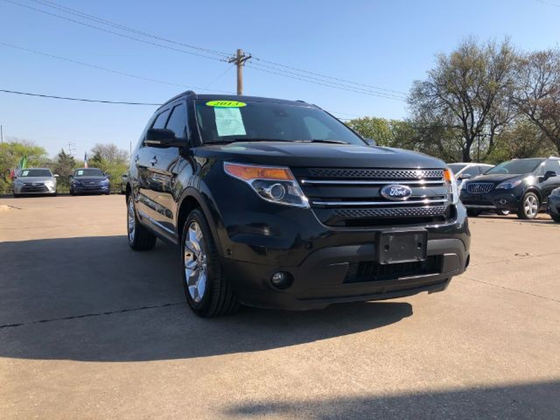 Ford Explorer 2013 price $0