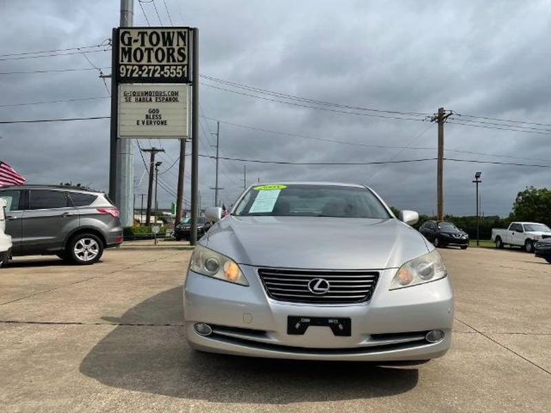 Lexus ES 350 2008 price $0