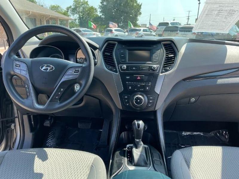 Hyundai Santa Fe 2018 price $0