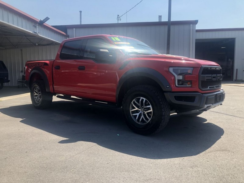 Ford F-150 2018 price $57,950