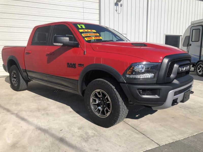 RAM 1500 2017 price $37,950