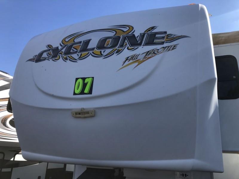 - CYCLONE 3210 2007 price $21,750