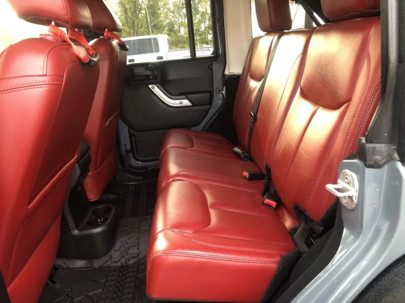 Jeep Wrangler Unlimited 2013 price $32,950