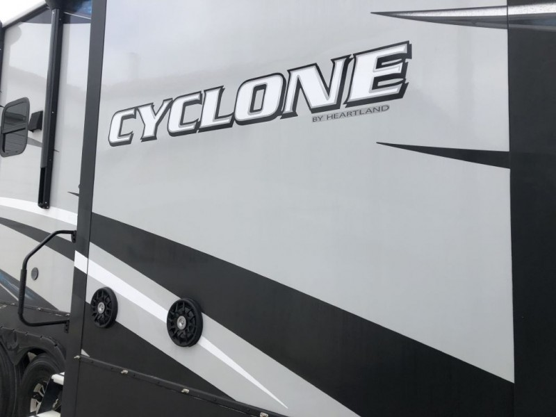 - CYCLONE 2018 price $62,950