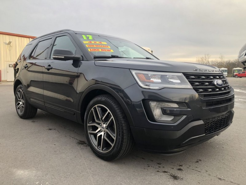 FORD EXPLORER 2017 price $33,950