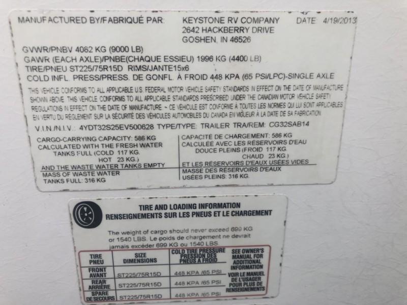 - COUGAR 2014 price $13,950