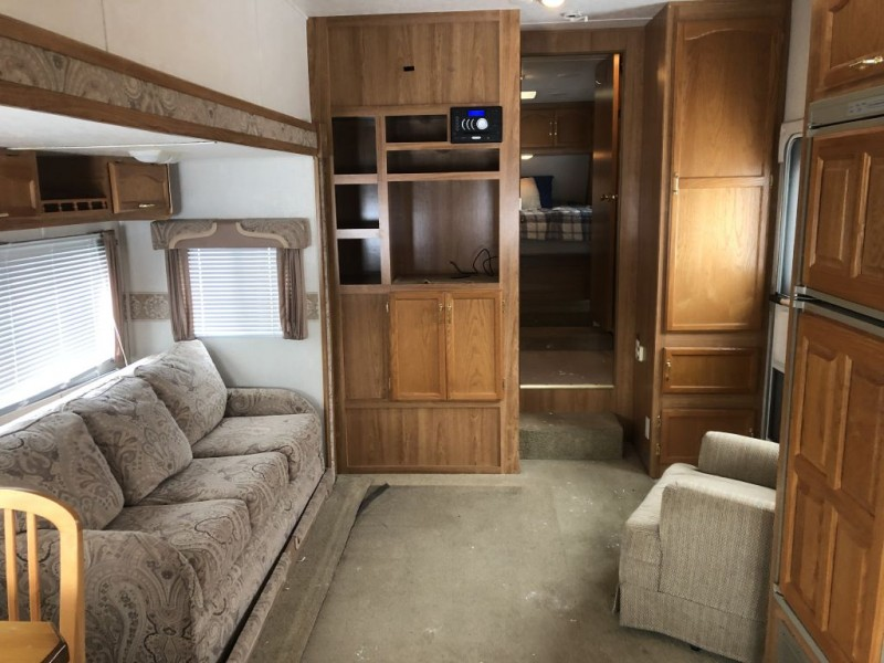 - CHAPARRAL 278RK 2002 price $7,950