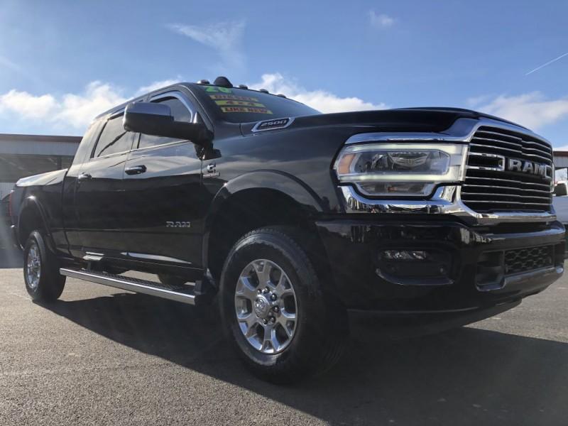 RAM 2500 2020 price $66,950