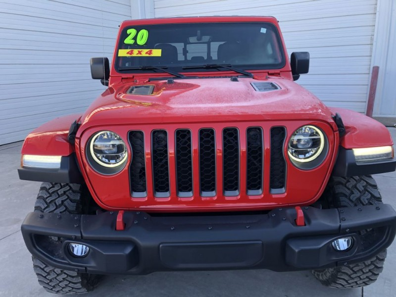 Jeep Gladiator 2020 price $47,833