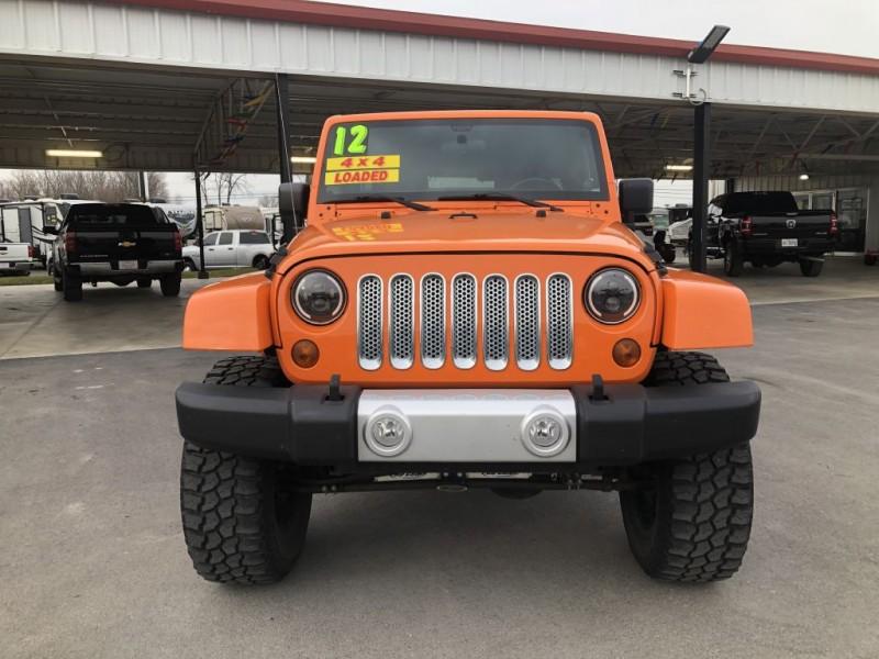 Jeep Wrangler Unlimited 2012 price $27,699