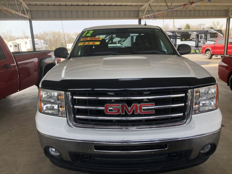GMC SIERRA 2012 price $20,950