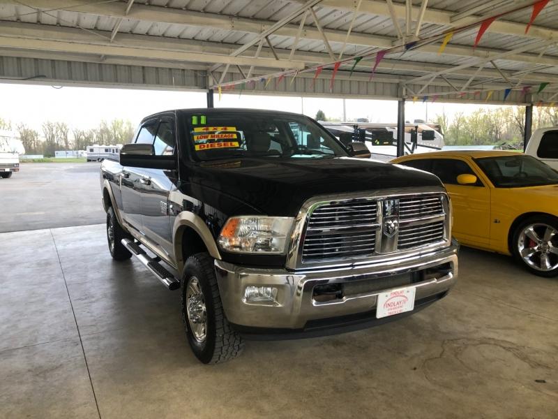 RAM 2500 2011 price $43,950
